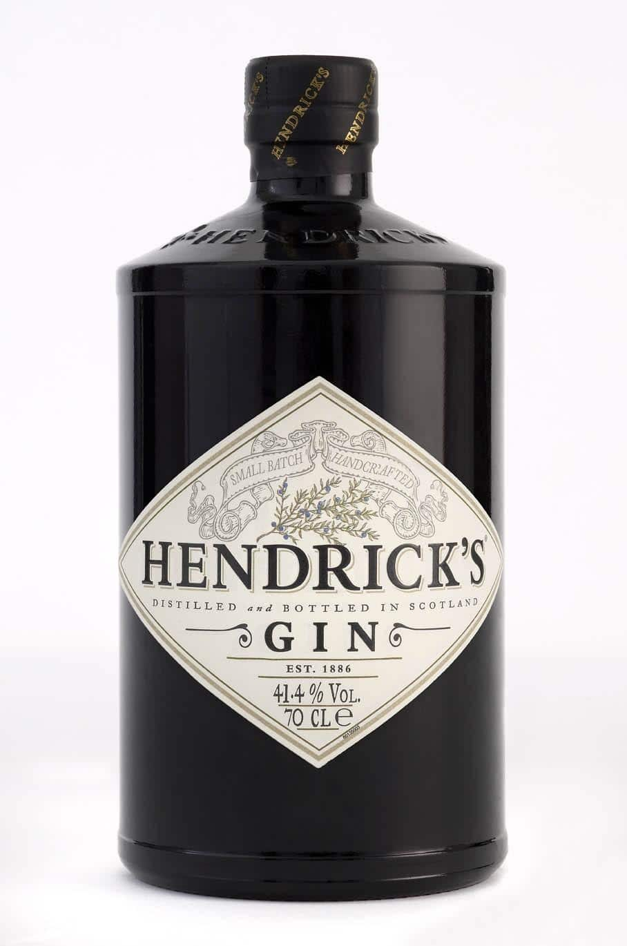 Gin reviews hendrick 39 s the gin is in for Best juice with gin