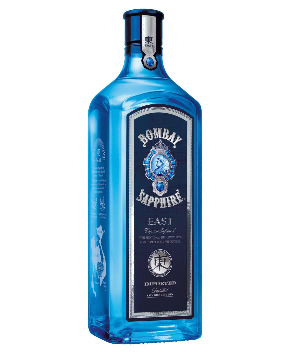 Ay Sapphire East Review And Rating The Gin Is In