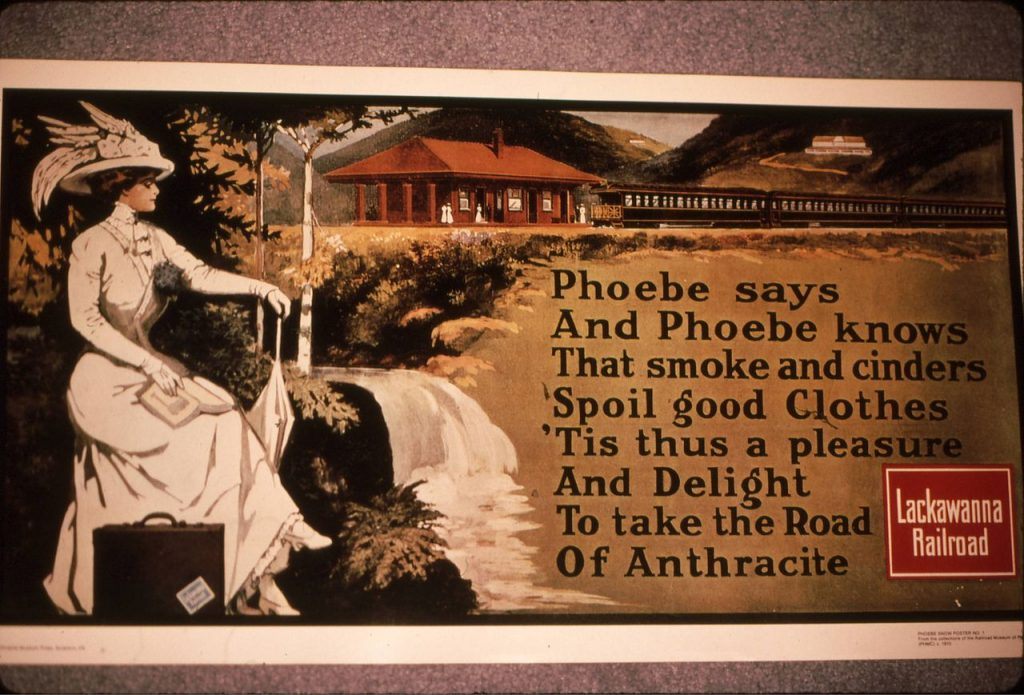 Phoebe Snow advertisement