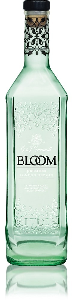 Bloom Gin Bottle