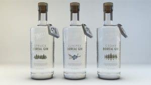 vikre gins