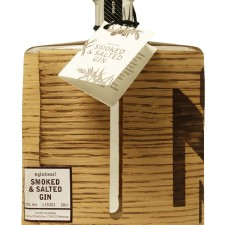 nginious salted and smoked gin