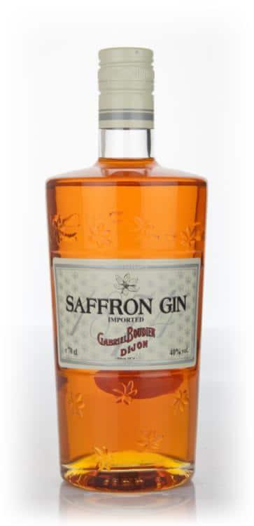 saffron-gin