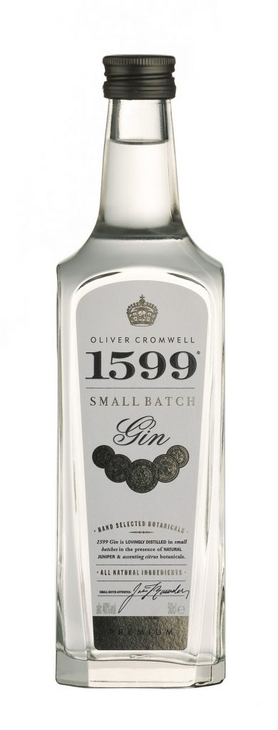 Oliver Cromwell 1599 Gin