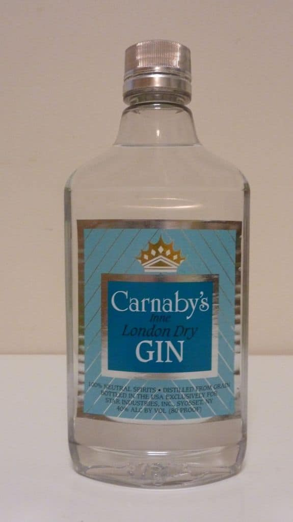Carnaby's Gin