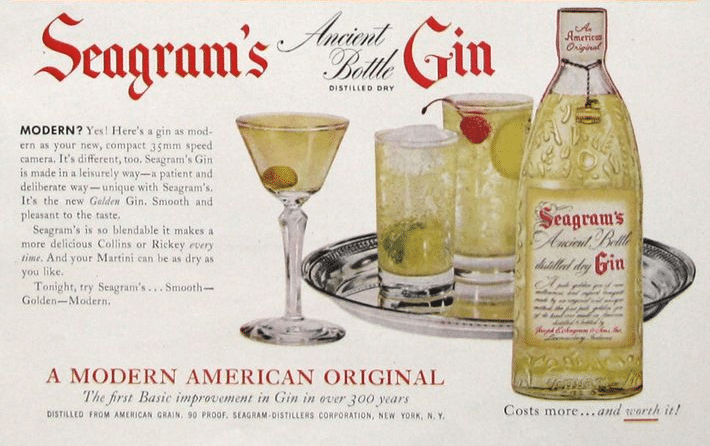 Seagram's Extra Dry Gin Review and Rating | the GIN is IN
