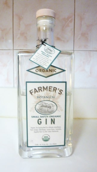 Farmer's Organic Gin