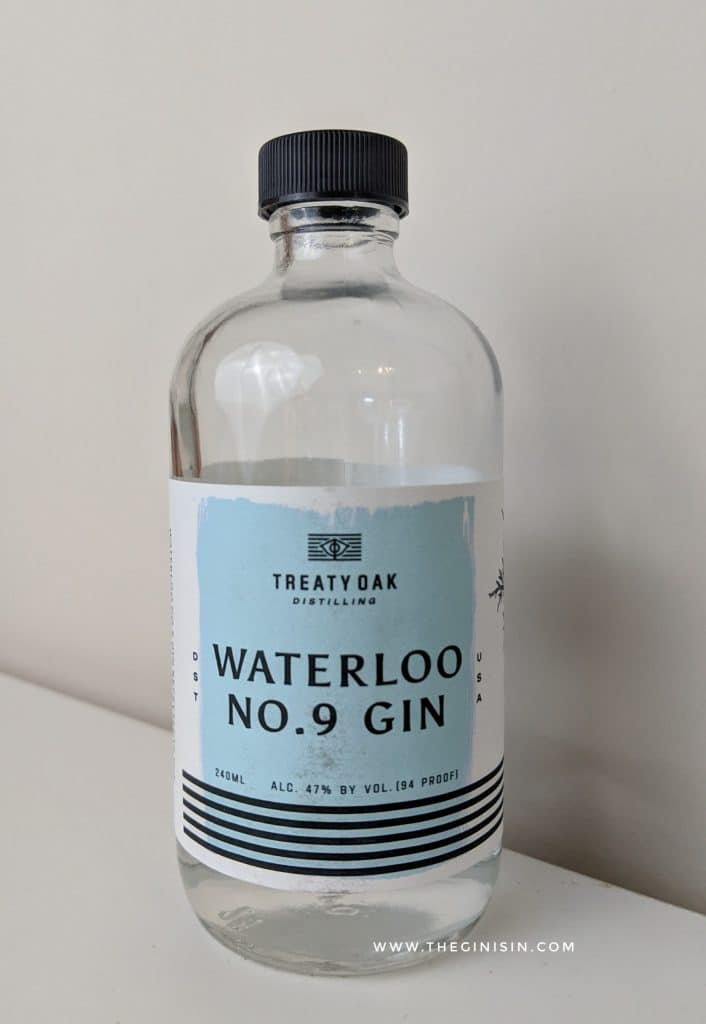 Waterloo No. 9 Gin