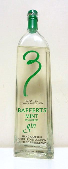 Baffert's Mint Flavored Gin