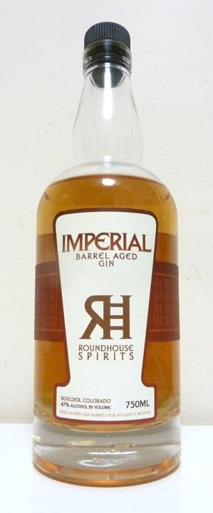 Imperial Barrel Aged Gin