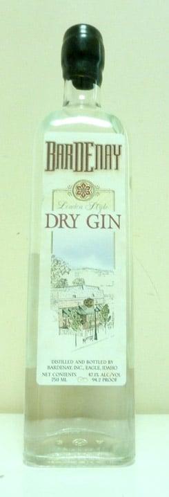 Bardenay Gin
