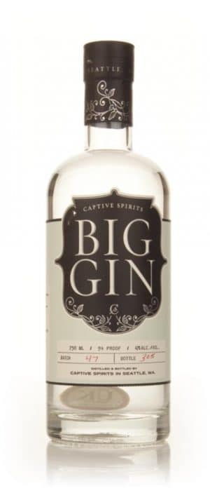 Big Gin by Captive Spirits
