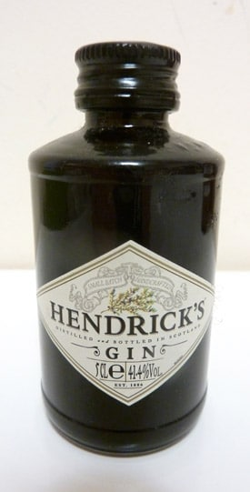 Hendrick's UK