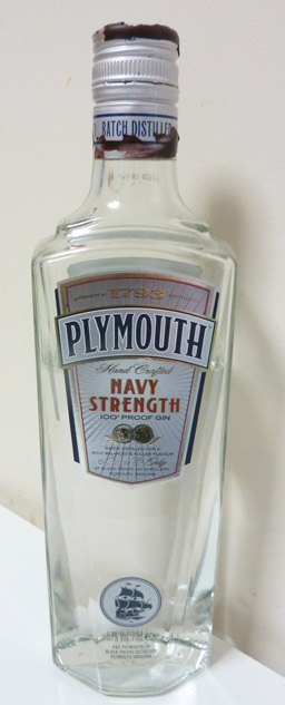 Review Of Plymouth Navy Strength Gin By The Gin Is In