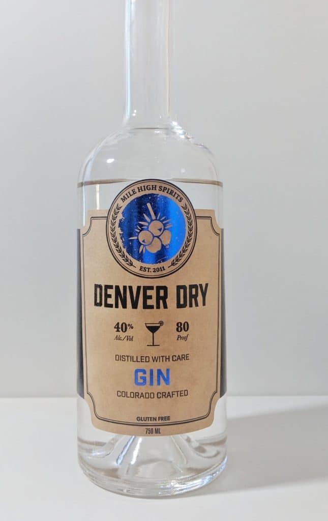Denver Dry Gin