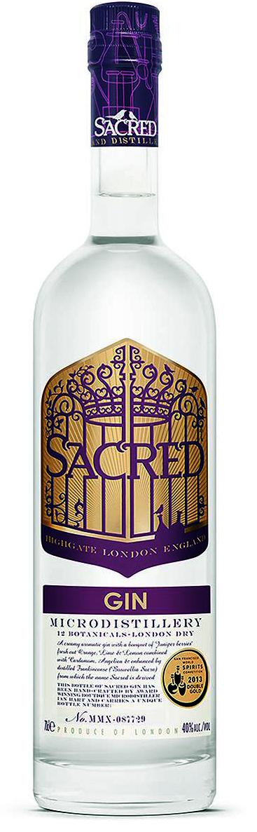 Sacred Gin
