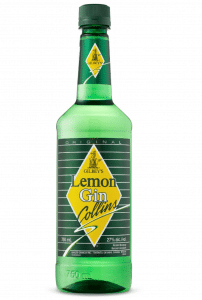 Gilbey's Lemon Gin Collins