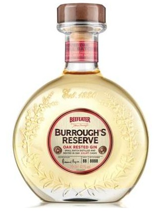 Beefeater Burrough's Reserve Batch 1