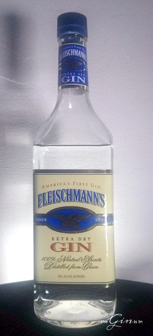 Fleischmann's-Gin-Bottle