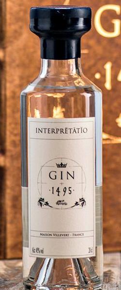 Gin 1495 Interpretatio Bottle