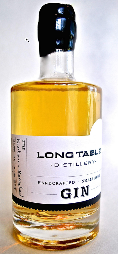 Long Table Bourbon Barrel Aged Gin