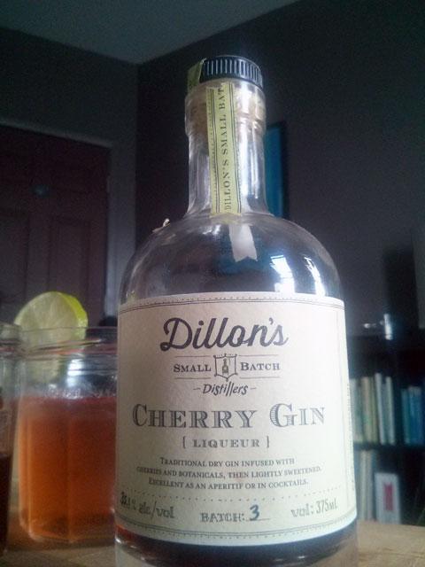 Dillon's Cherry Gin