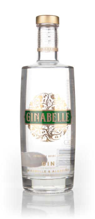 Ginabelle Gin Bottle