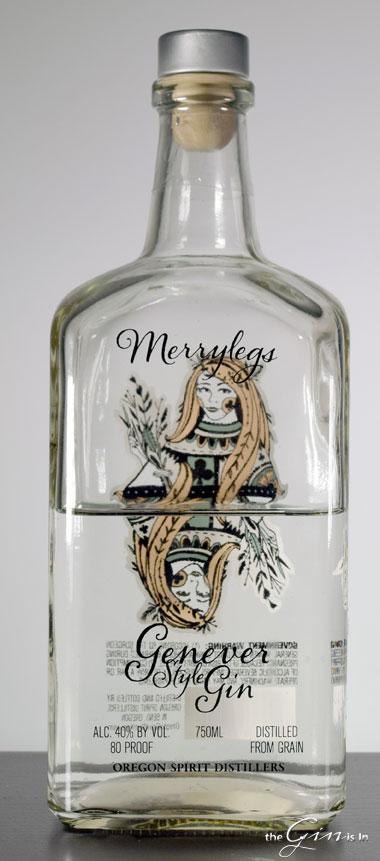 Merrylegs Genever Style Gin