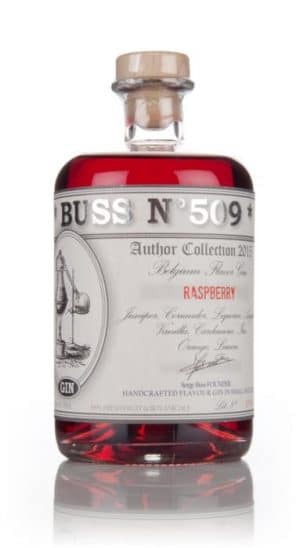 Buss No 509 Raspberry