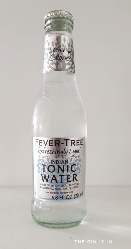 Fever Tree Refreshingly Light Indian Tonic Water