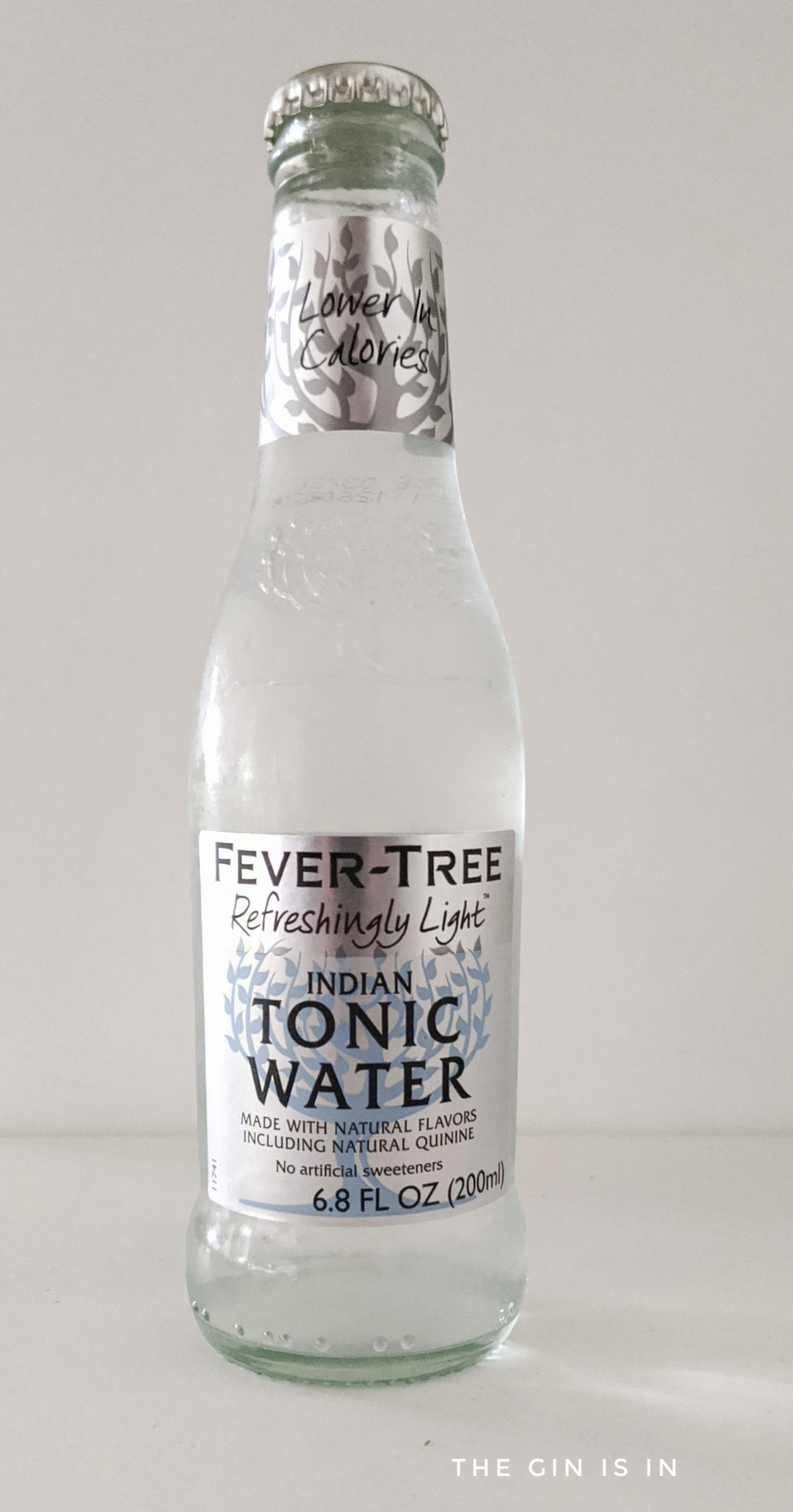 Fever Tree Light Tonic Water Review and