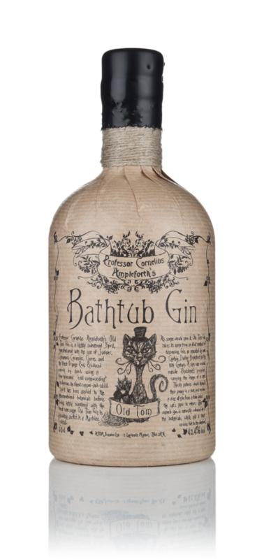 Professor Cornelius Ampleforth's Bathtub Old Tom Gin