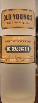 Six seasons gin