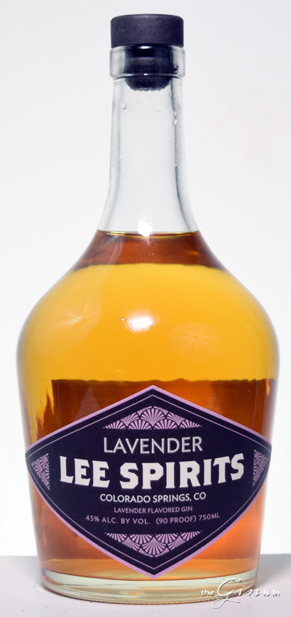 Lee Spirits Co. Lavender Gin