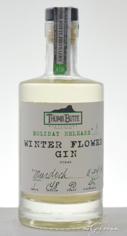 Winter Flower Gin
