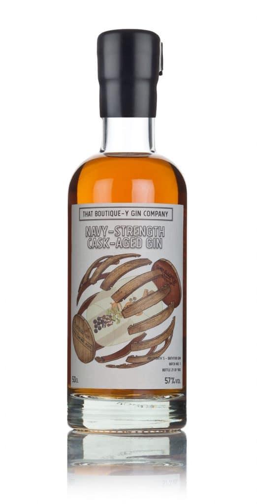Bathtub Gin - Batch 1 - Palo Cortado Cask-Aged Navy Strength Gin
