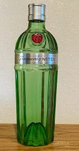 Tanqueray No. 10 gin Bottle