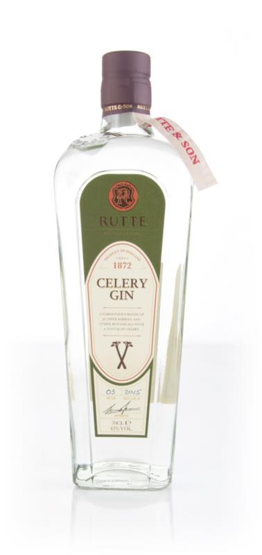 Rutte Celery Dry Gin