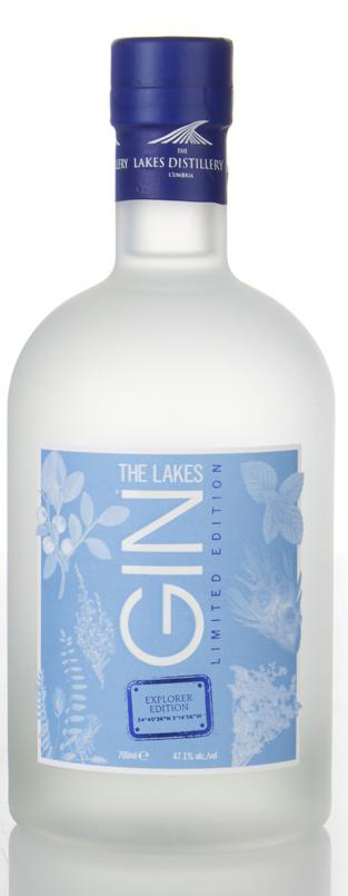 The Lakes Distillery Explorer Edition