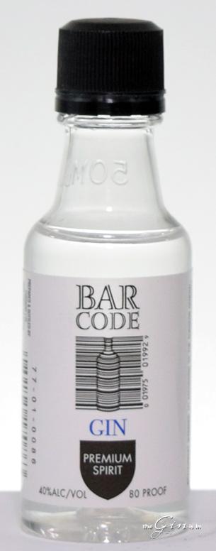 Bar Code Gin