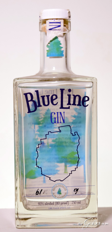 Blue Line Gin