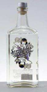 Scribbles Dry Gin Bottle