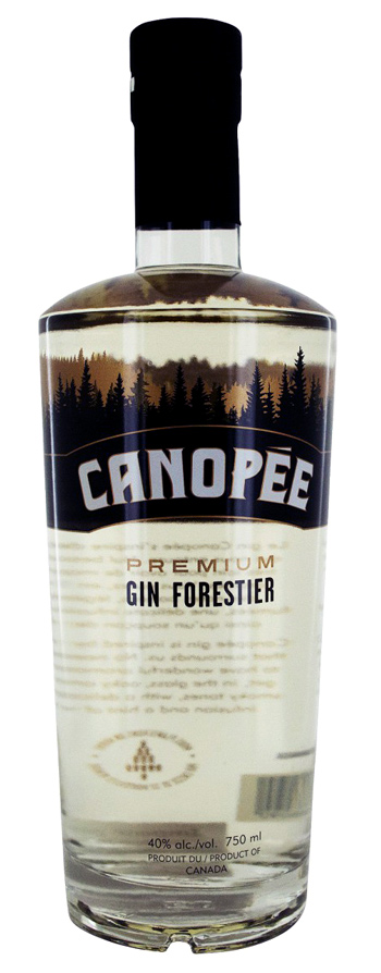 Canopee Gin Forestier Review And Rating The Gin Is In