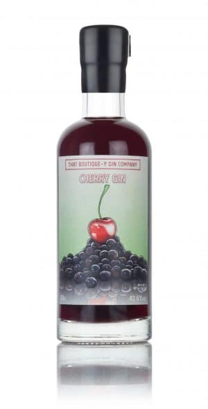 Cherry Gin - Batch 1 (That Boutique-y Gin Company)