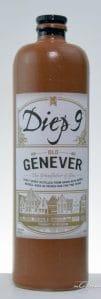 v=Diep 9 Old Genever Bottle