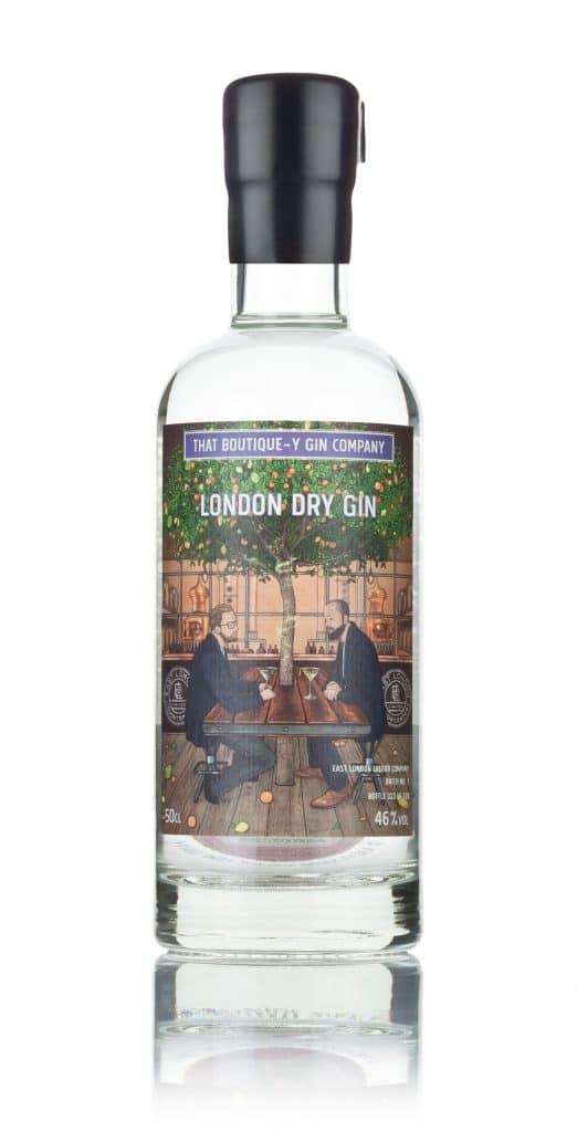East London Liquor Company Batch 1