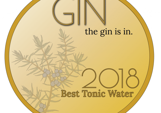 Best Tonic Water Medal 2018, Fever Tree Indian Tonic Water
