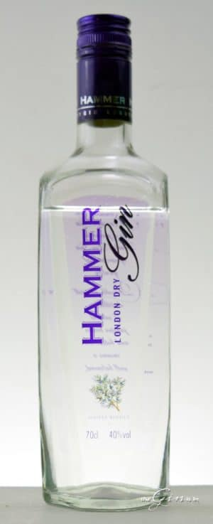 Hammer London Dry Gin