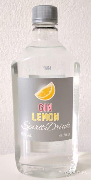 Gin Lemon Spirit Drink