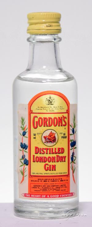 Gordon's Distilled London Dry Gin